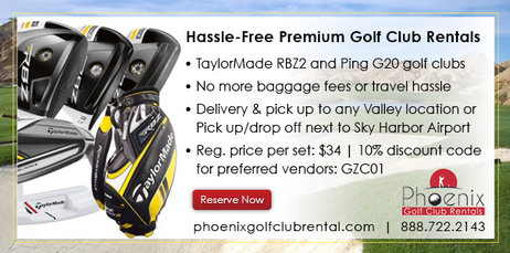 Phoenix Golf Club Rental