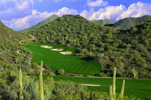 Phoenix Golf Digest Top Three - 4 Nights / 3 Premium Rounds in Phoenix/Scottsdale Condos