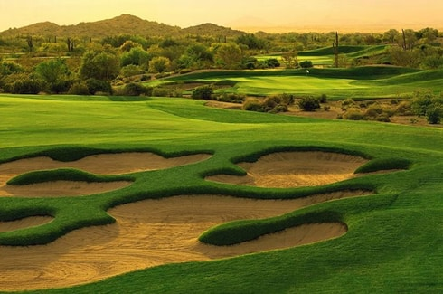 Unlimited Golf, Condo, & Car - 4 Nights / 3 Unlimited Rounds in The Modern Scottsdale Condos plus car rental