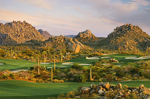 The VIP Experience - 4 Nights / 3 Premium Rounds in Scottsdale Private Vacation Home